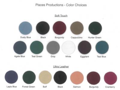 Vinyl Colors - Pisces Productions