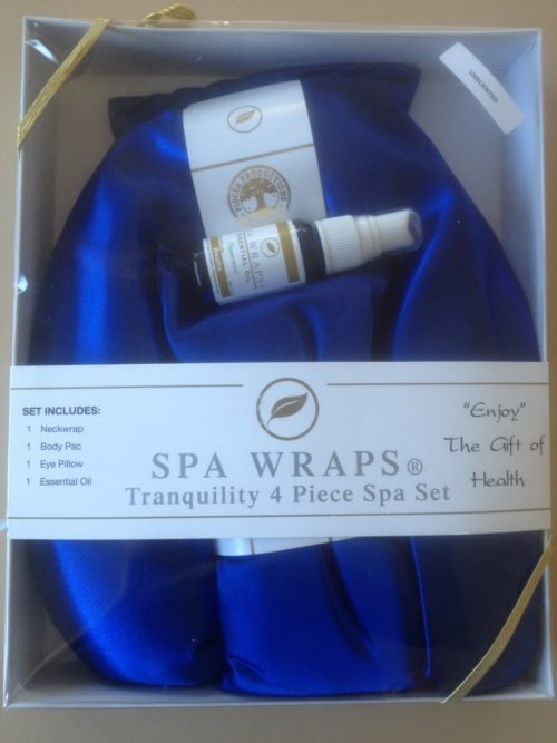 Pisces Productions Spa Wraps