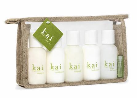 kai - travel set