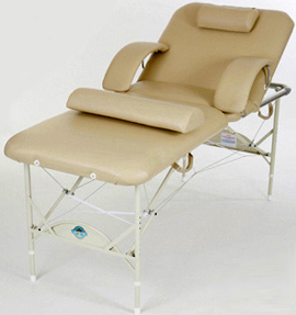 Salon Pacifica Massage Table