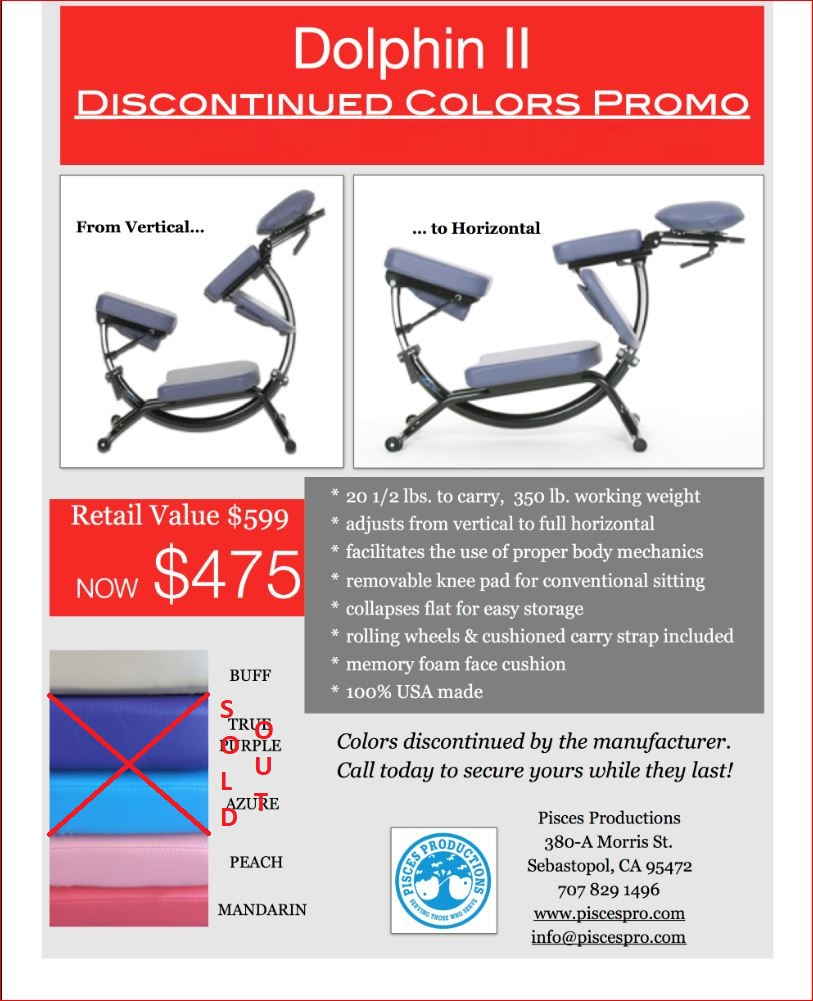 Dolphin 2 Discontinued Colors Sale