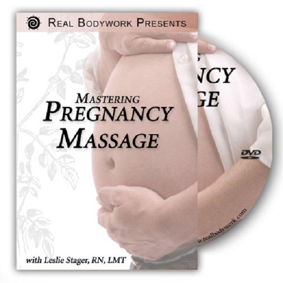 Mastering Pregnancy Massage DVD